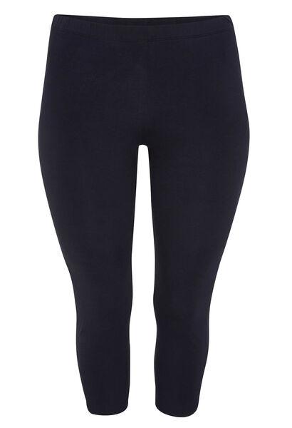 3/4-legging - Marineblauw