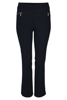 Stretch-jegging, Marineblauw