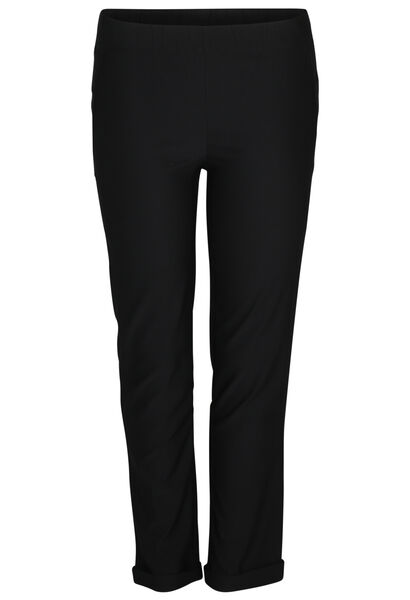 Pantalon stretch - Noir