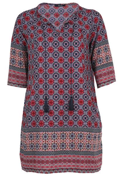 Robe housse en fibranne - multicolor