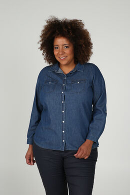Jeansblouse, Denim