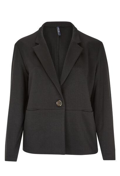 Veste en jersey - Noir