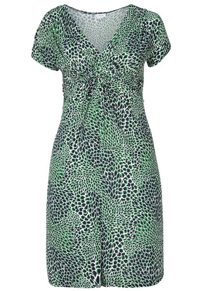 Robe maille froide - Vert
