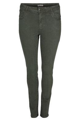 Pantalon 5 poches, Kaki