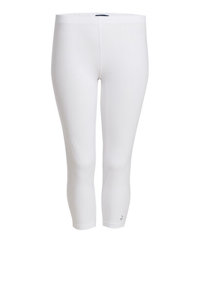 3/4-legging - Wit