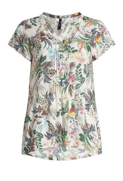 Bedrukt hemd - Multicolor