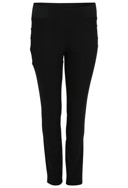 Pantalon en bengaline - Noir