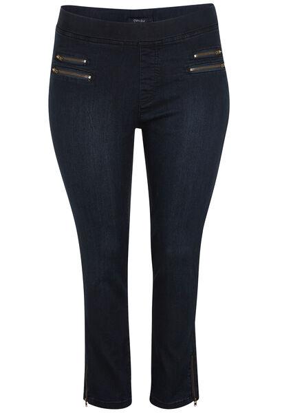 7/8 jegging in jeans - Denim
