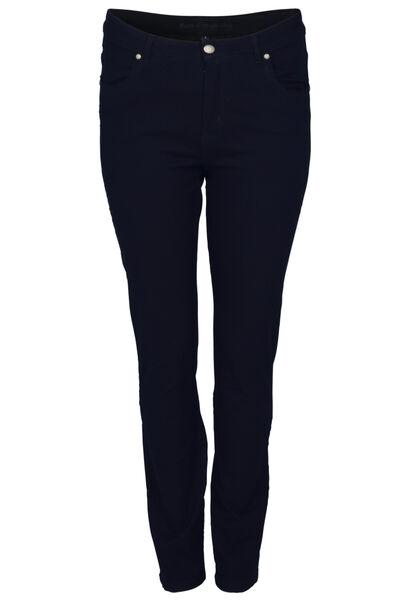 Jeans Lola 5 zakken - Marineblauw
