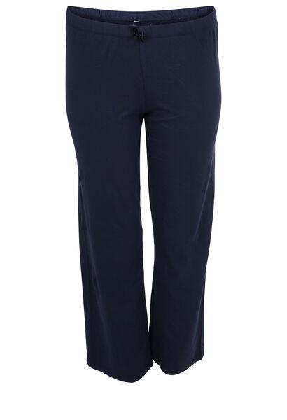 Pyjamabroek - Marineblauw
