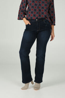 Magic-up jeans, Denim