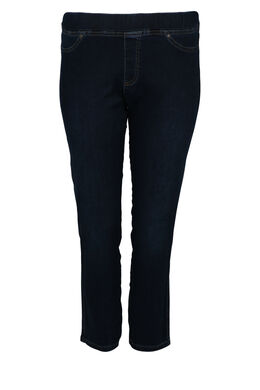 Jegging van jeans, Denim