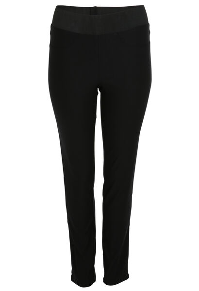 Pantalon de ville stretch - Noir