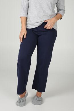 Pyjamabroek, Marineblauw