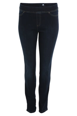 Slim jegging van jeans, Denim