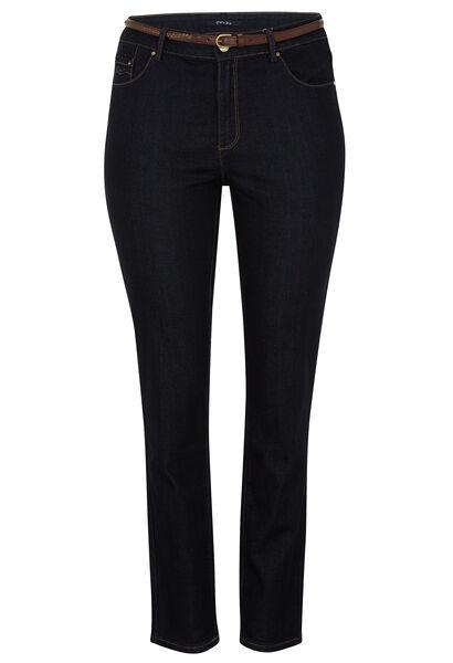 SLIM jeans met 5 zakken - Denim