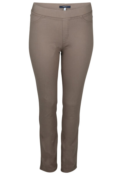 effen jegging - Taupe