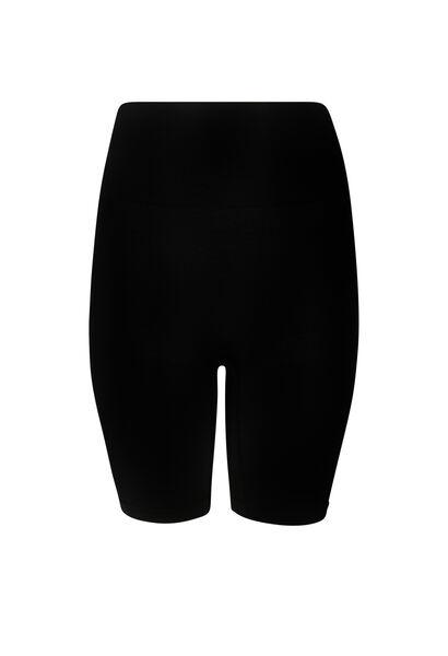 Vormgevende boxershort - Zwart