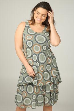 0c472d91a00394 Grote maten jurken voor dames - paprika