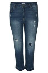 Jeans court