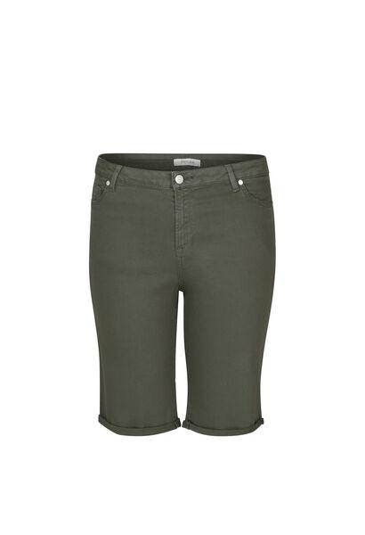 Bermuda 5 poches - Kaki