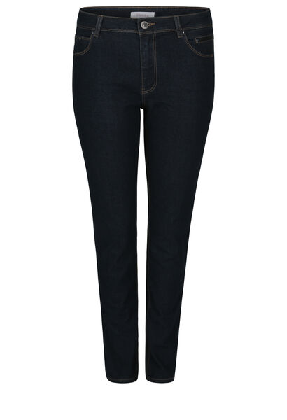 Jeans slim détails sequins - Denim