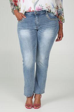 Rechte jeans Lengte 30, Denim