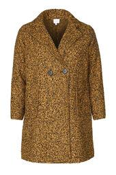 Manteau lainage bouclette