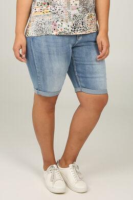 Korte Jeans Broek Dames.Grote Maten Shorts Voor Dames Paprika