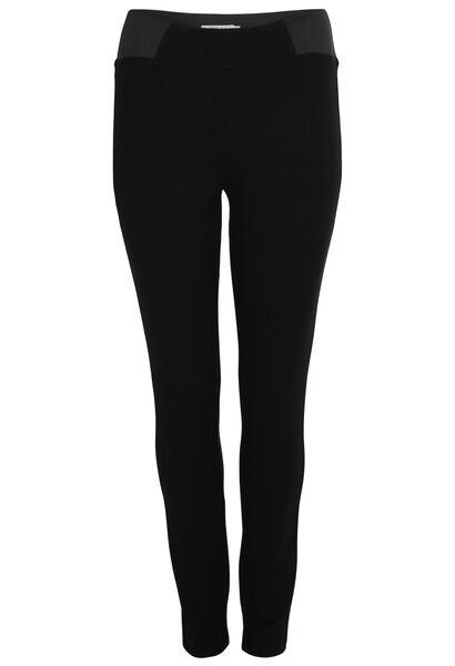 Geklede broek - Zwart