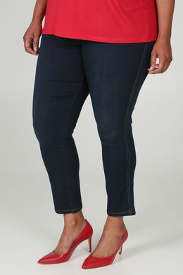 Jegging slim 7/8, Denim