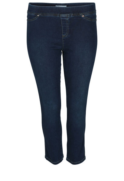Jegging en jeans 7/8e - Denim