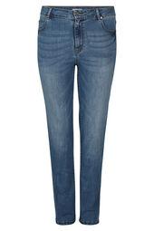 Slim jeans in katoen