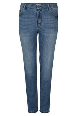 Jeans slim coton, Denim