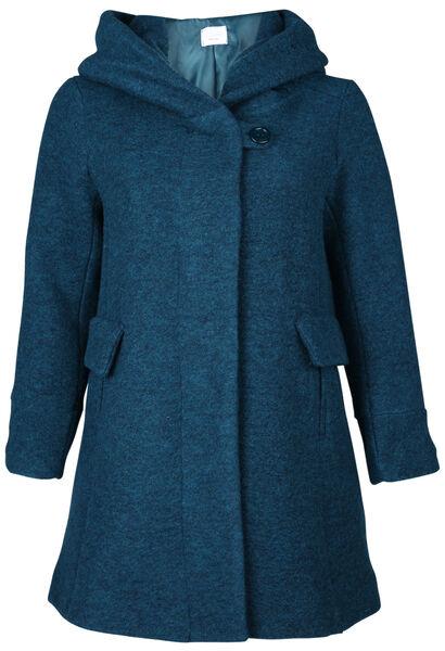 Manteau en laine - Canard