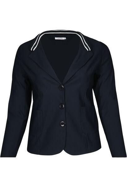 Veste blazer sportswear - Marine