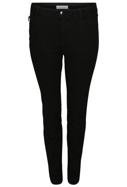 Pantalon slim extra long - Noir