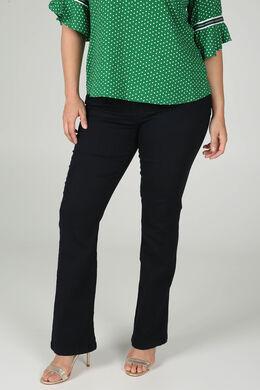 Jeans Bootcut, Dark denim