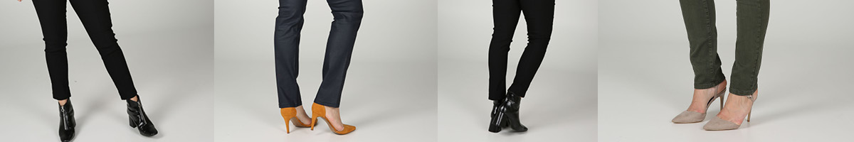 Slim broeken